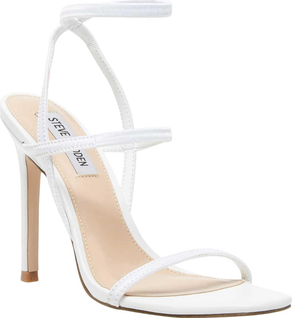 a0c349f43d Steve Madden Nectar Sandal in White - Save 20% - Lyst