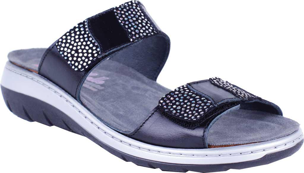 6bc9540805a Lyst - Helle Comfort Jamelin Slide in Blue