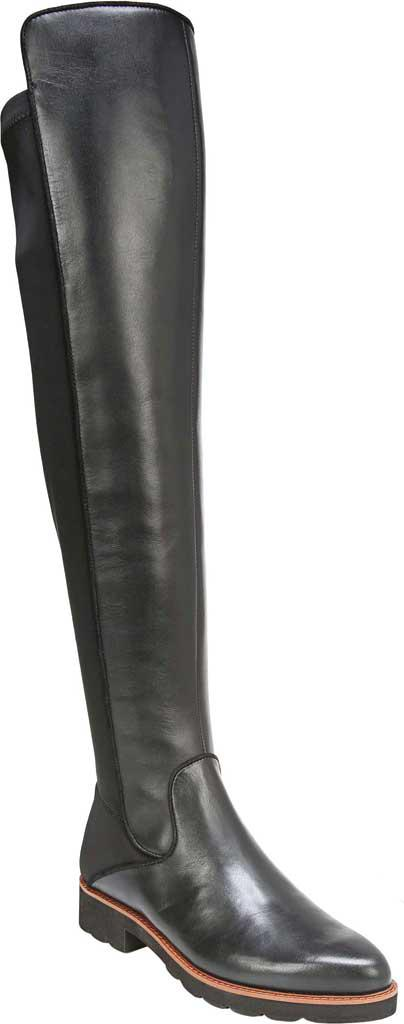 27dc439c914 Lyst - Sarto Benner Over The Knee Boot in Black