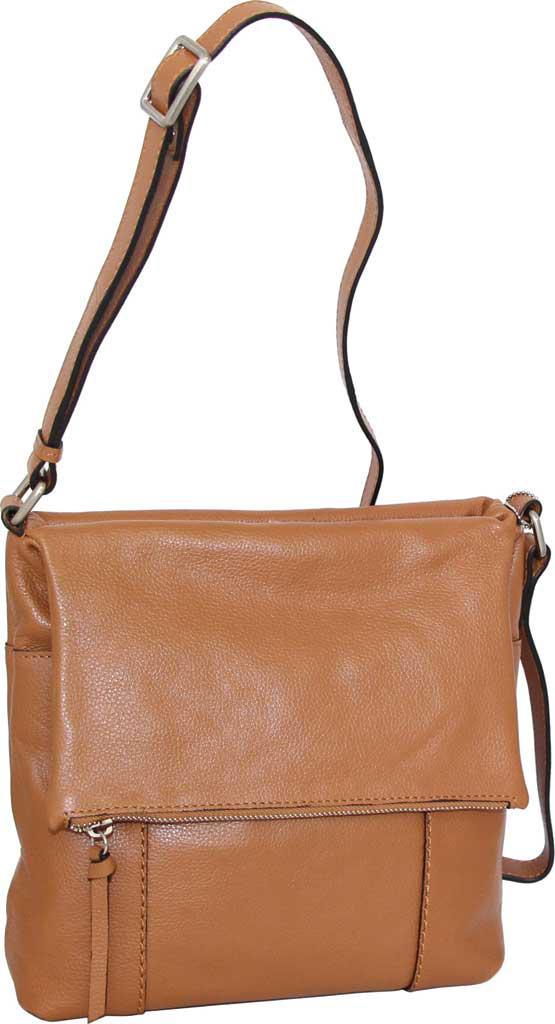 bca80ad830cb Lyst - Nino Bossi Elsa Leather Crossbody in Brown