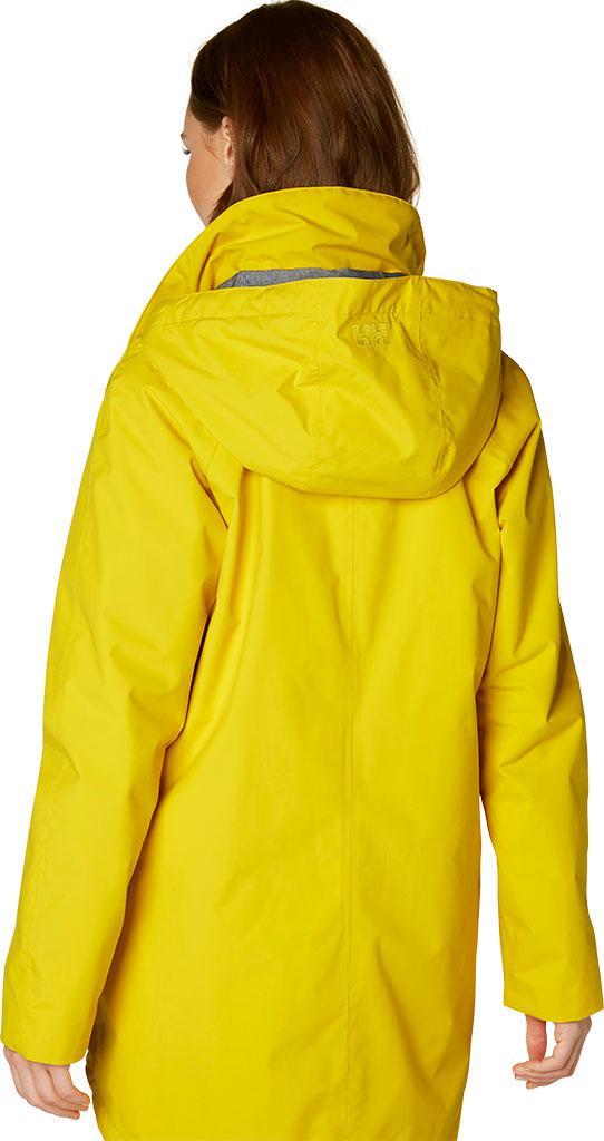 Yellow Helly Coat Elements Lyst Hansen in Summer qwPHYA