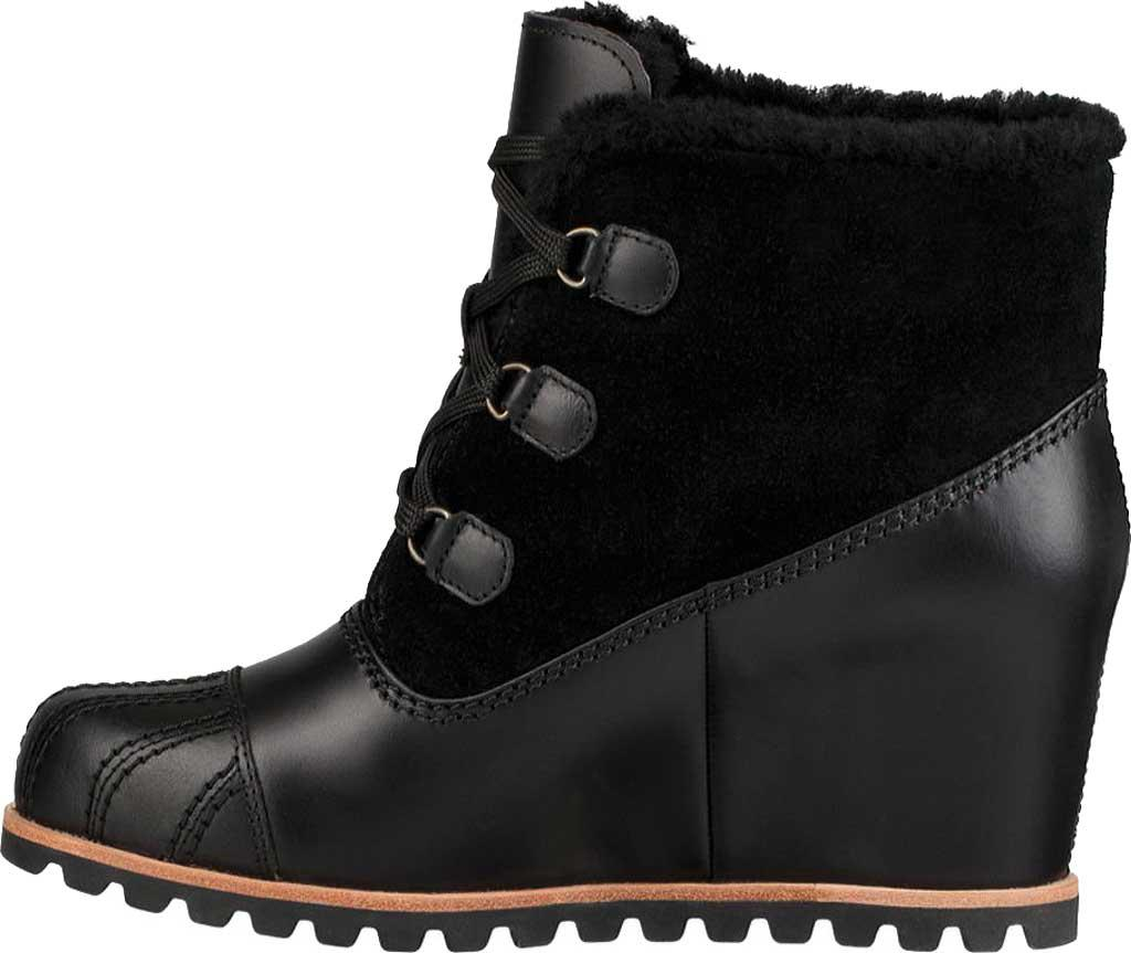 aa52e10ca6e Lyst - UGG Alasdair Wedge Bootie in Black