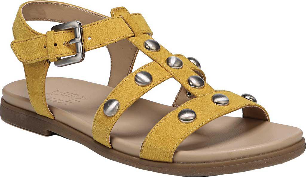 Naturalizer Davi Studded Flat Sandal (Women's) o5NfnfOkV