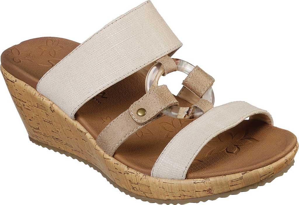 df1ce6c6d2d9 Lyst - Skechers Beverlee - Sail Away (natural) Women s Sandals in ...