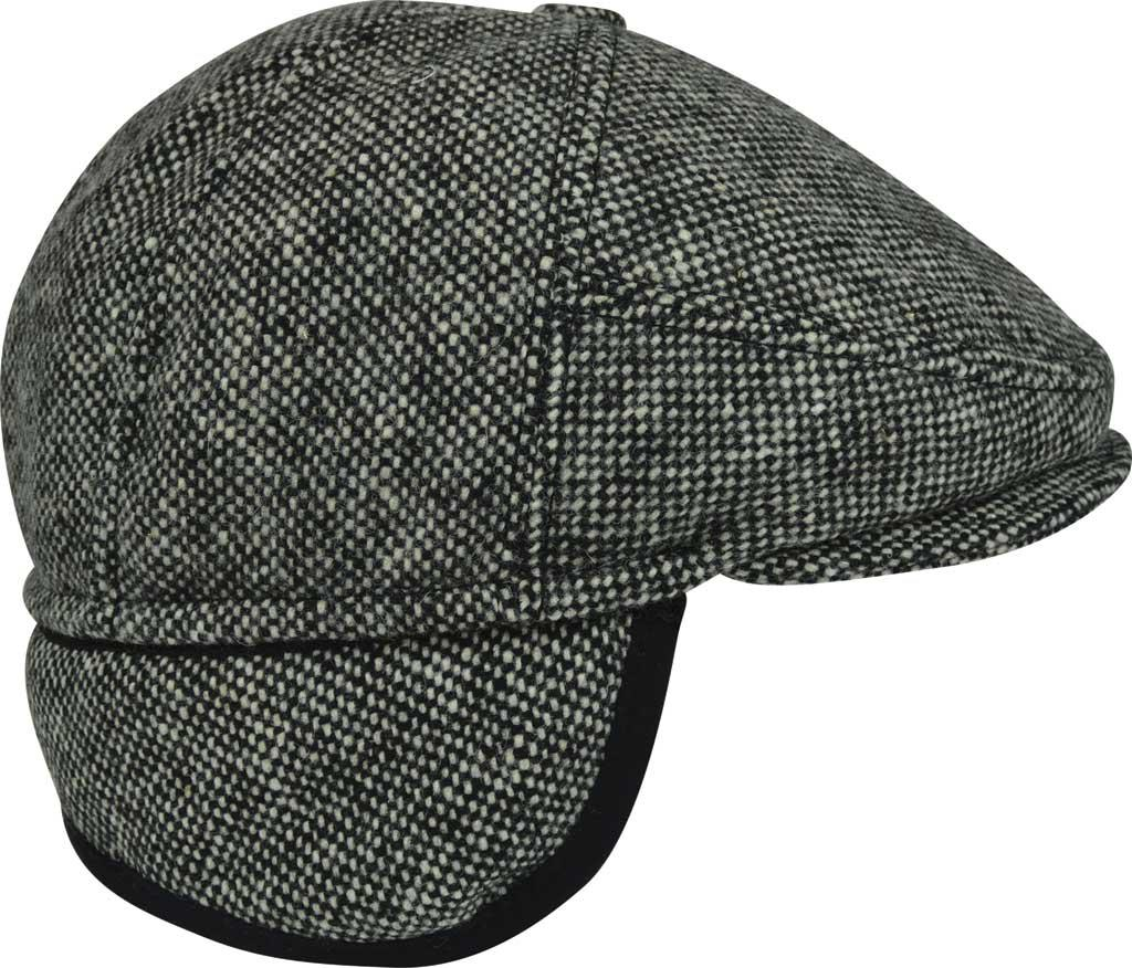 694cf1abdc6c8 Lyst - Ricardo B.H. Polo Tweed Newsboy Cap in Gray for Men
