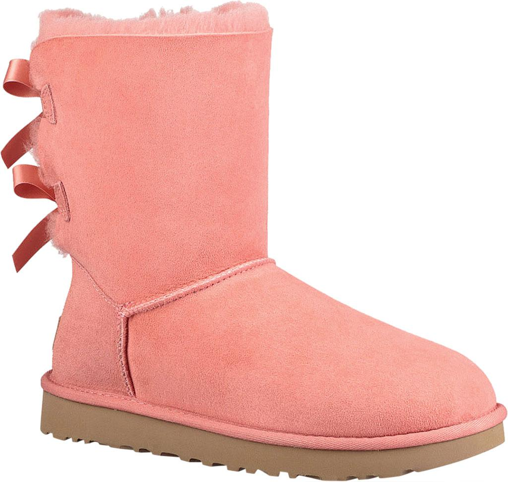 03d5e76bb1f Lyst - UGG Bailey Bow Ii Boot in Pink