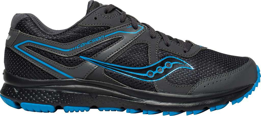 Saucony. Men's Blue Cohesion Tr11 Trail Running Sneaker