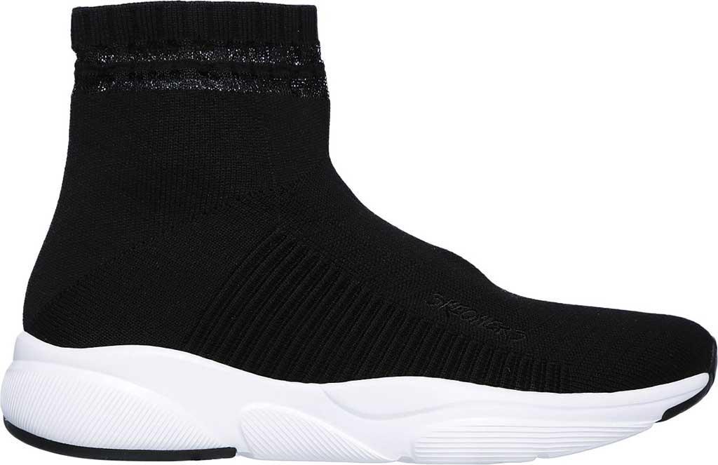 0c1b93d33181 Lyst - Skechers Meridian On The Rise High Top Sneaker in Black