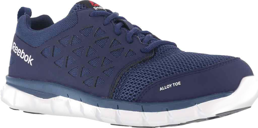 Reebok - Blue Sublite Cushion Rb4043 Work Shoe for Men - Lyst. View  fullscreen b8de0b459