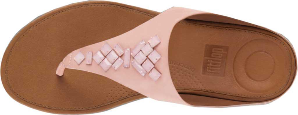 70f52cc2cbaa6 Lyst - Fitflop Banda Ii Toe Thong Sandal in Pink