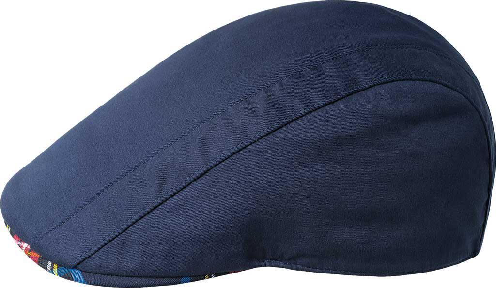 huge selection of 712cf 07b73 Kangol Placket Flat Cap in Blue for Men - Lyst