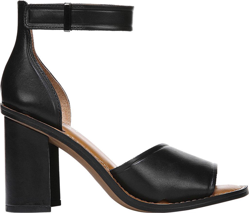 1a5e9b0bf377 Franco Sarto - Black Caia Ankle Strap Sandal - Lyst. View fullscreen