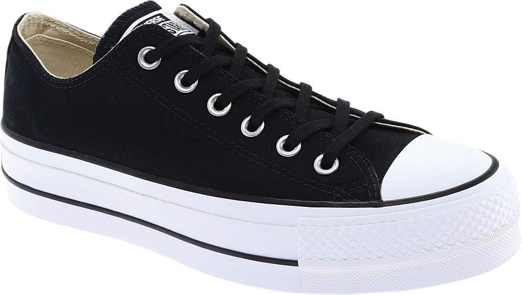 5c0d3c20e8f Lyst - Converse Chuck Taylor All Star Lift Platform Sneaker in Black