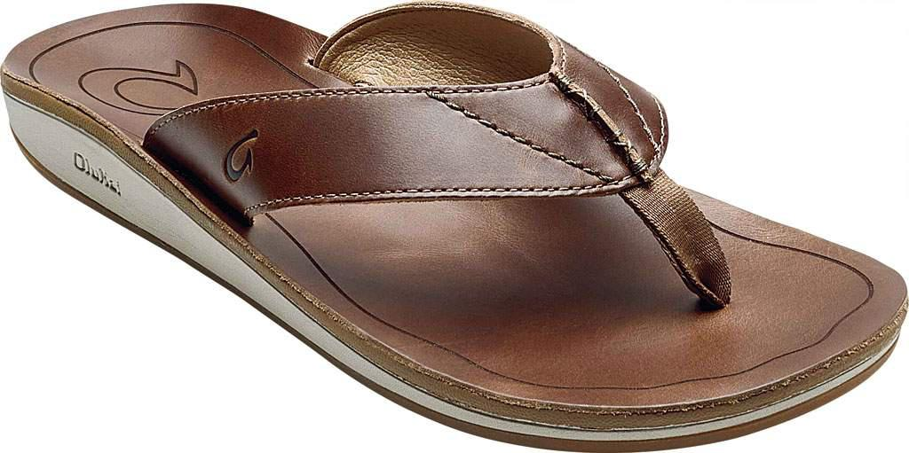 615be78fd8e6 Lyst - Olukai Nohona  ili Thong Sandal in Brown for Men