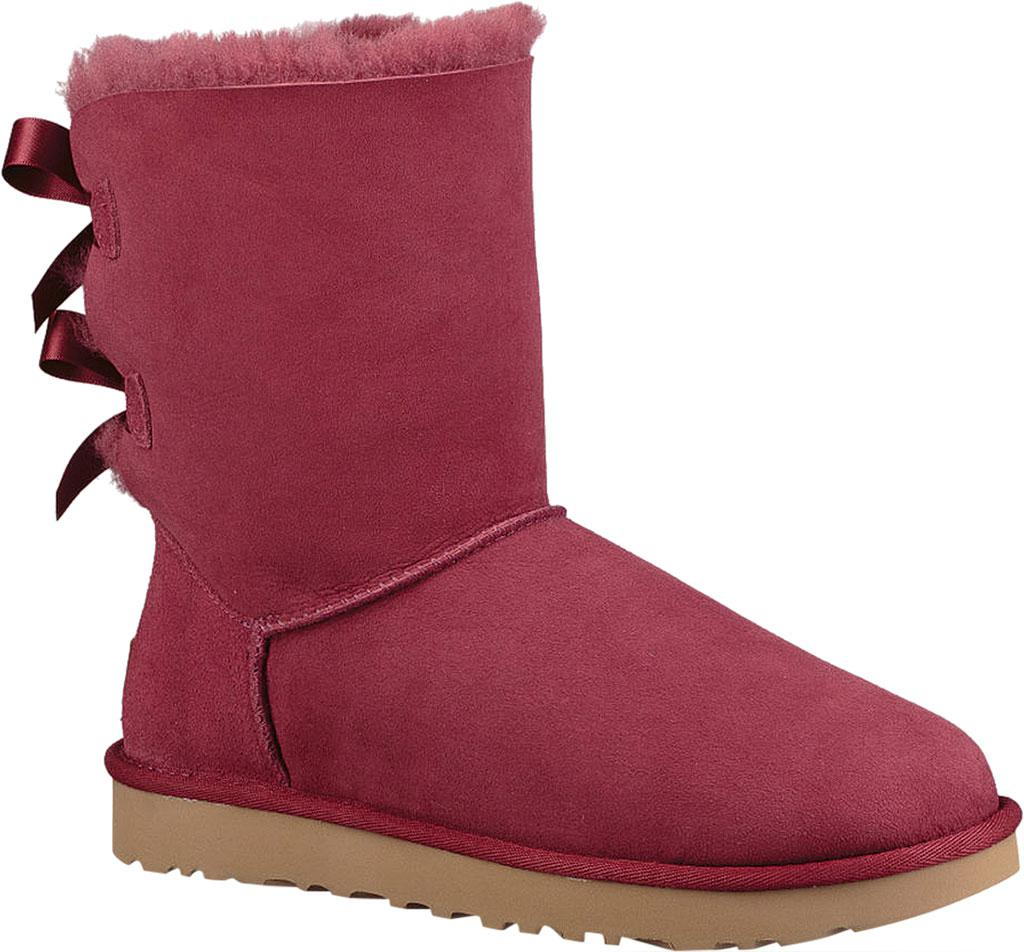 36e3d8687e0 Lyst - UGG Bailey Bow Ii Boot in Red