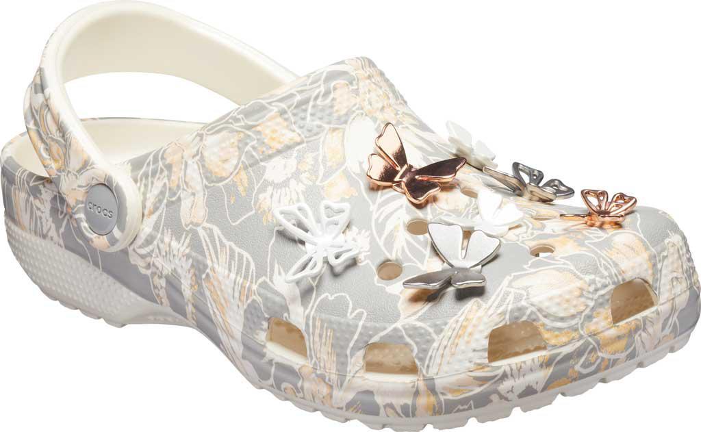 Classic Botanical Butterfly Clog Crocs ytz6D48