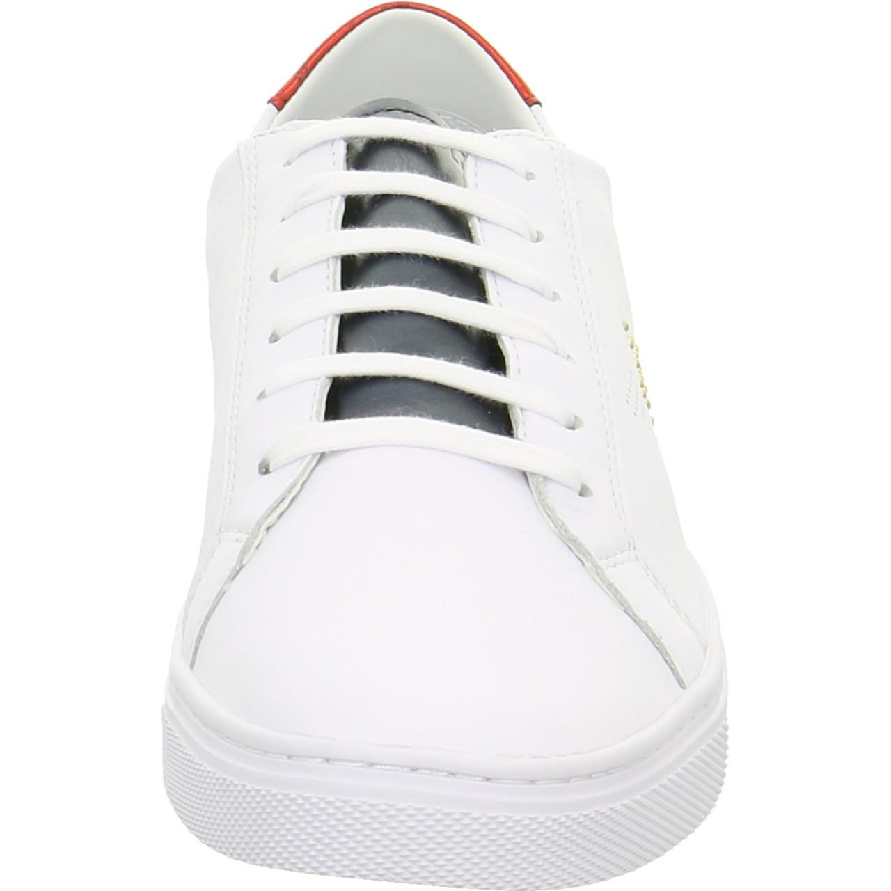 ac809c010a1c Tommy Hilfiger Wo Trainers White 020white blu red in White - Lyst