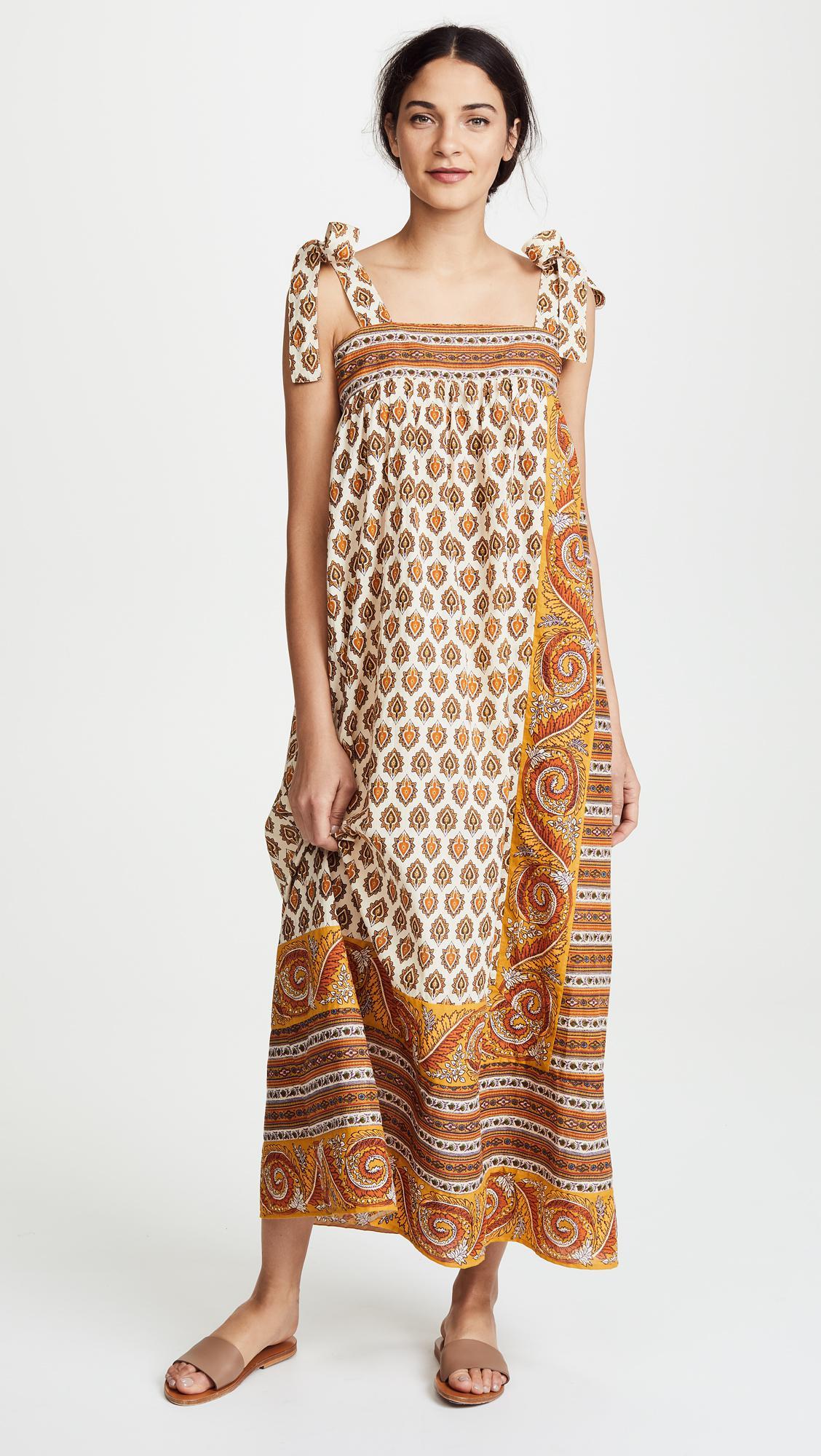 6df784e165 Antik Batik Soleil Sundress - Lyst