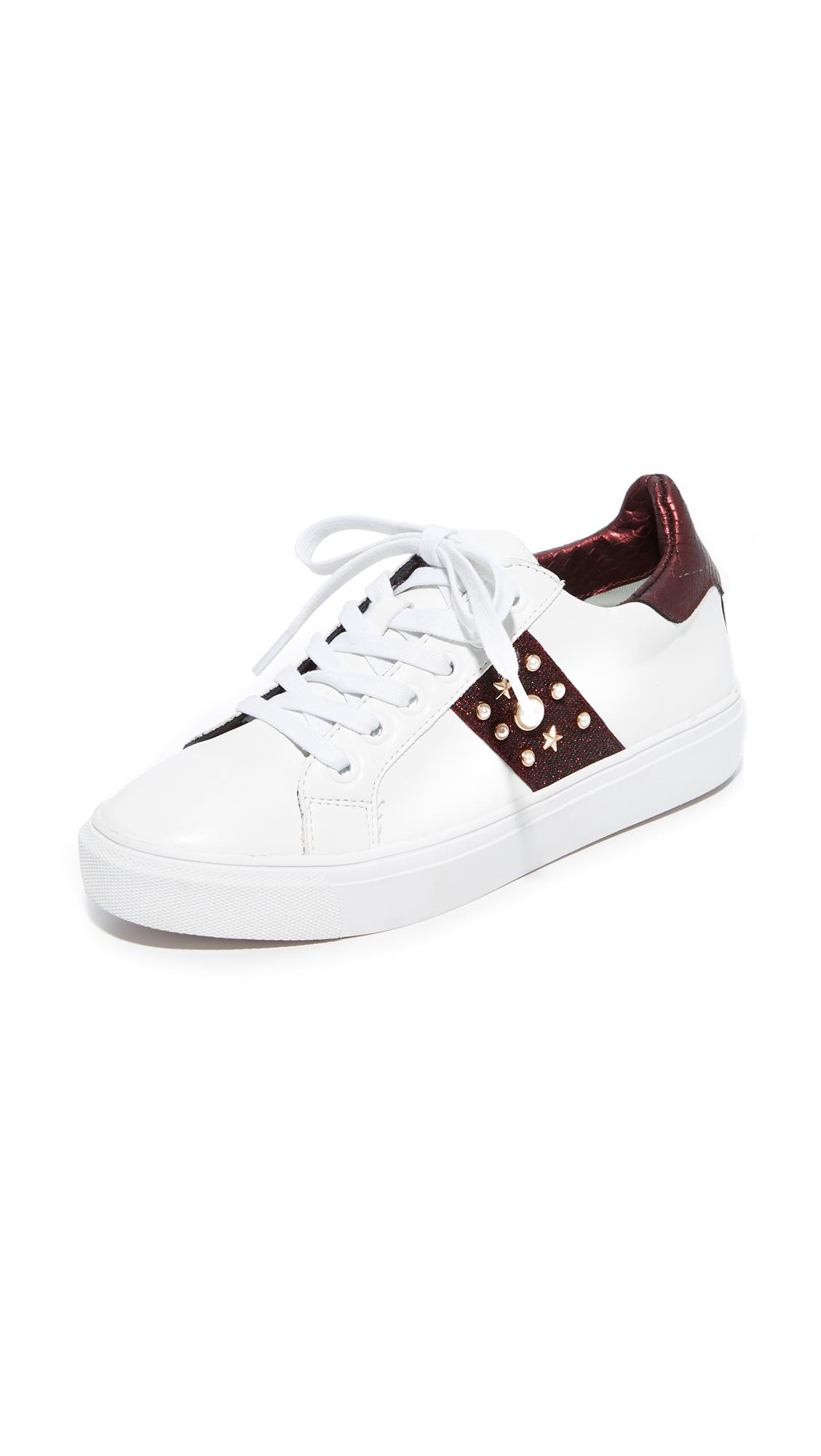 c86c11d6162 Lyst - Steven by Steve Madden Cory Classic Sneakers in White