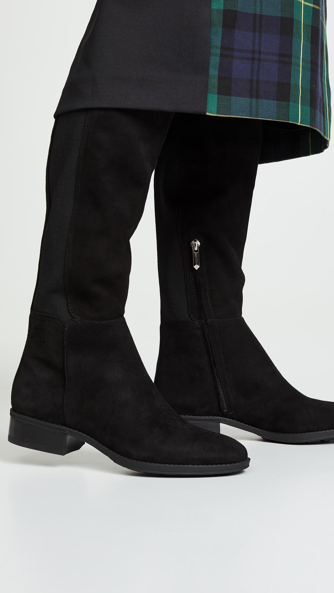 293e6b23e Lyst - Sam Edelman Pam Boots in Black