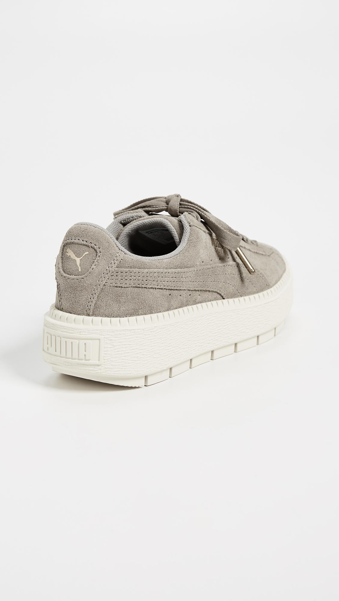 b9ee69f70d3d Gallery. Previously sold at  Shopbop · Women s Platform Sneakers Women s  Puma ...