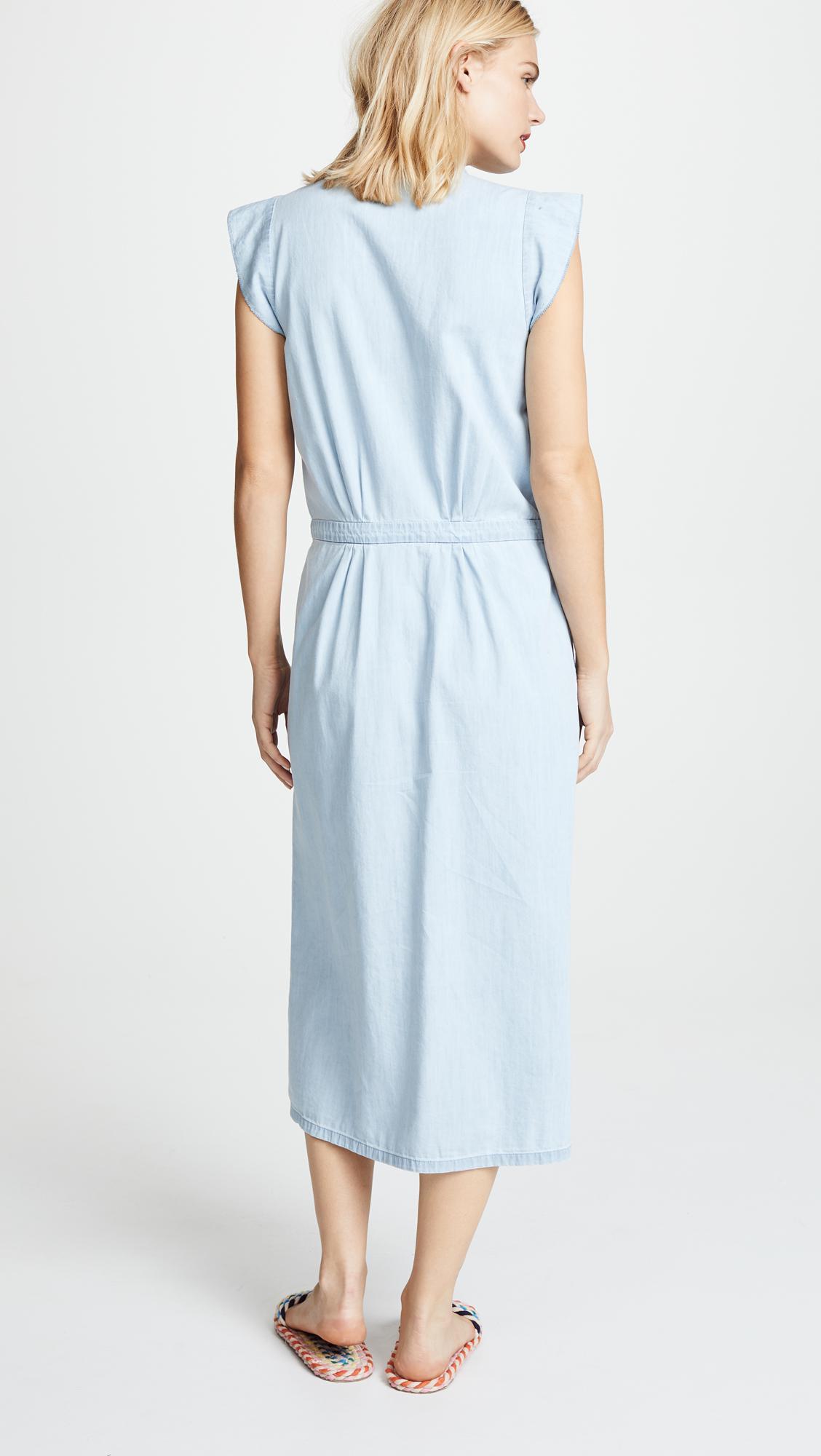 165171eee4 Lyst - Joie Awel Dress in Blue