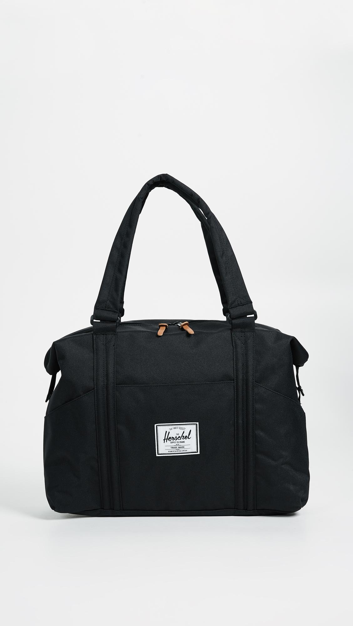 c26fcc872aab Lyst - Herschel Supply Co. Strand Duffel Bag in Black