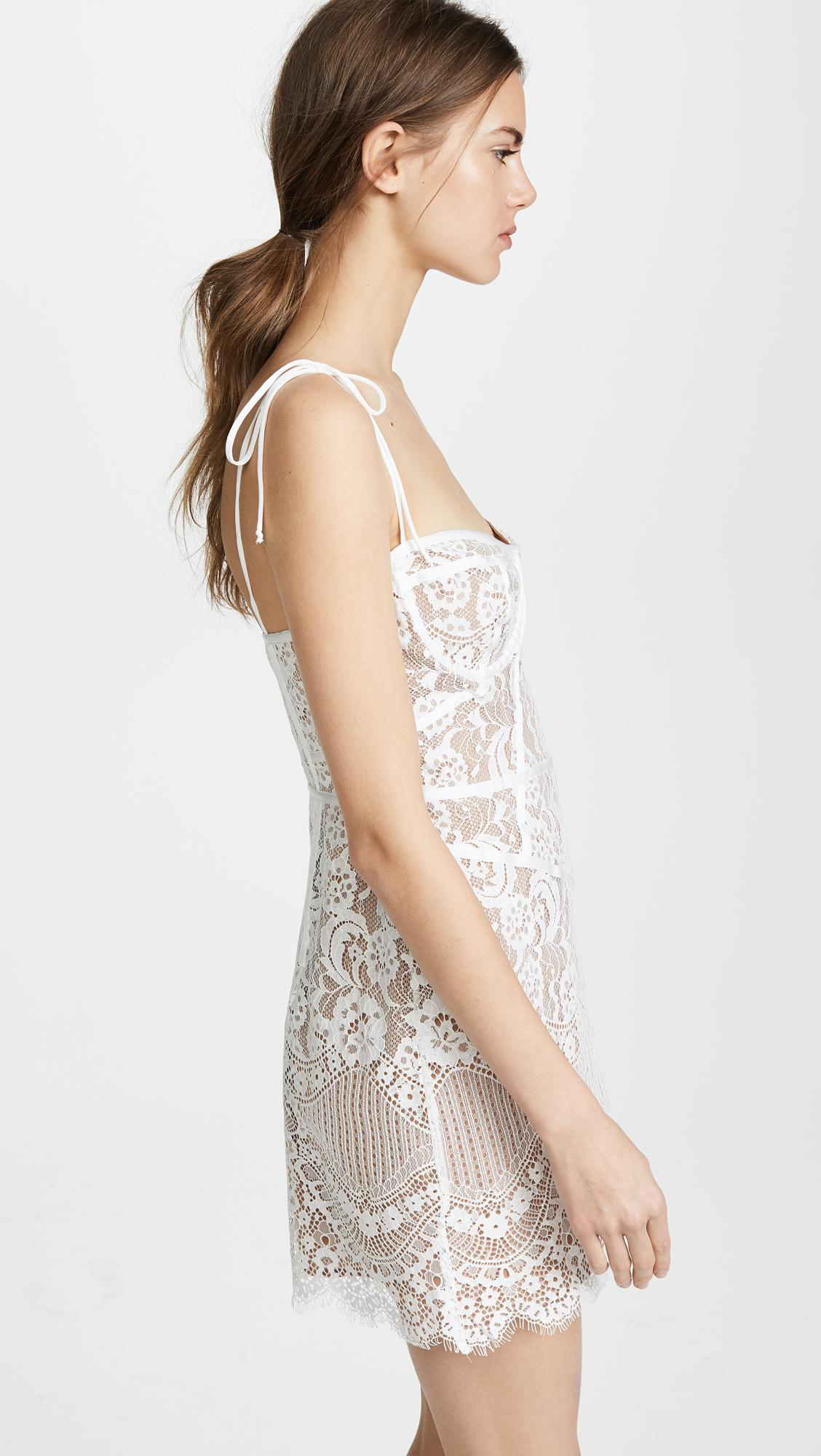 92f1a73a5d91 Gallery. Previously sold at: Shopbop · Women's Lace Dresses Women's White  ...