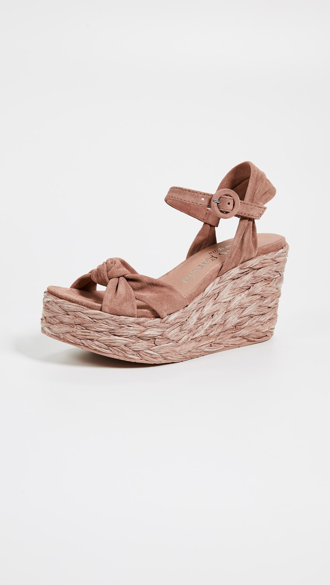 e795ce7ae61 Pedro Garcia. Women s Darril Wedge Sandals