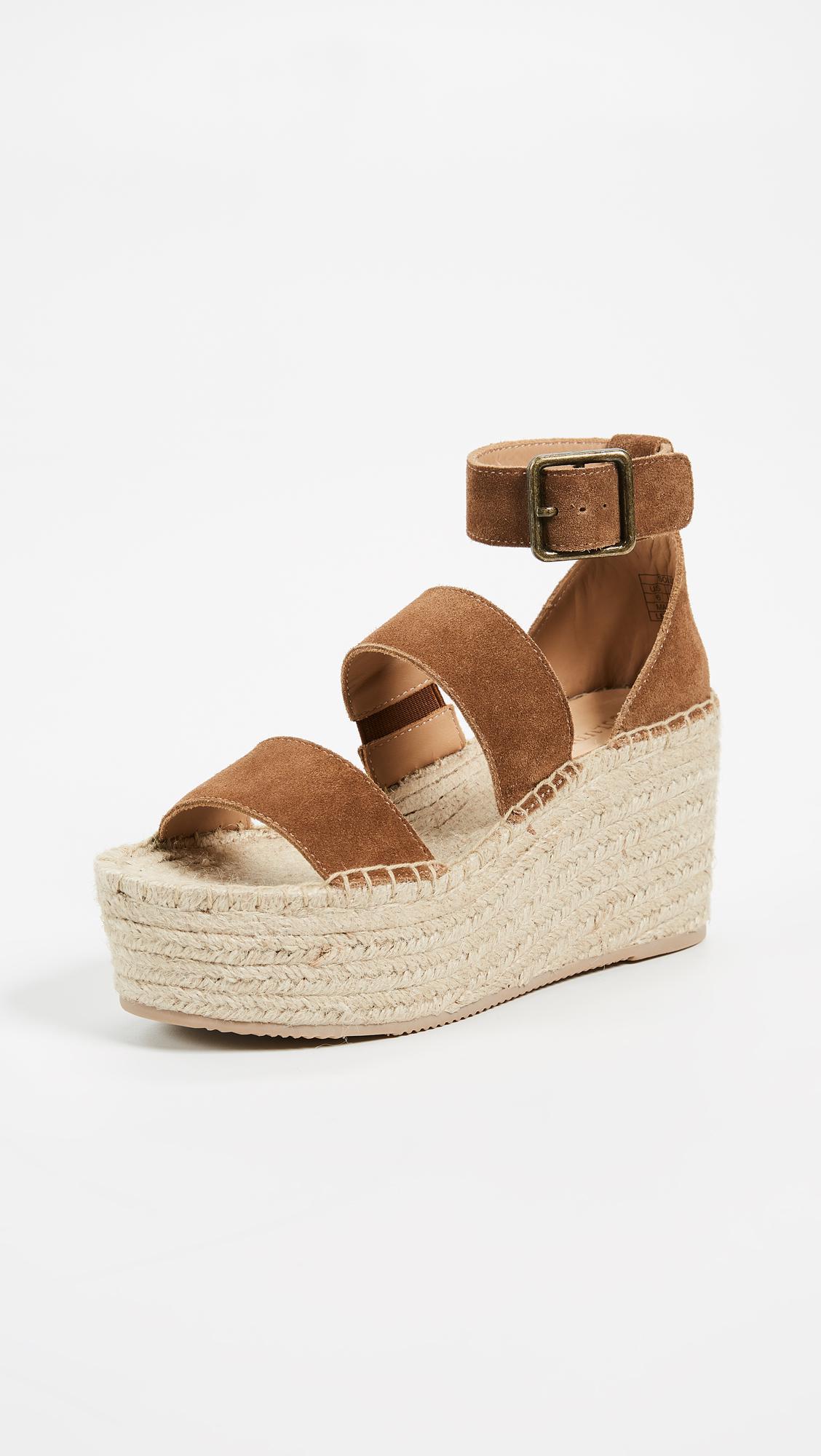73d473a598c Soludos - Multicolor Palma Platform Sandals - Lyst. View fullscreen