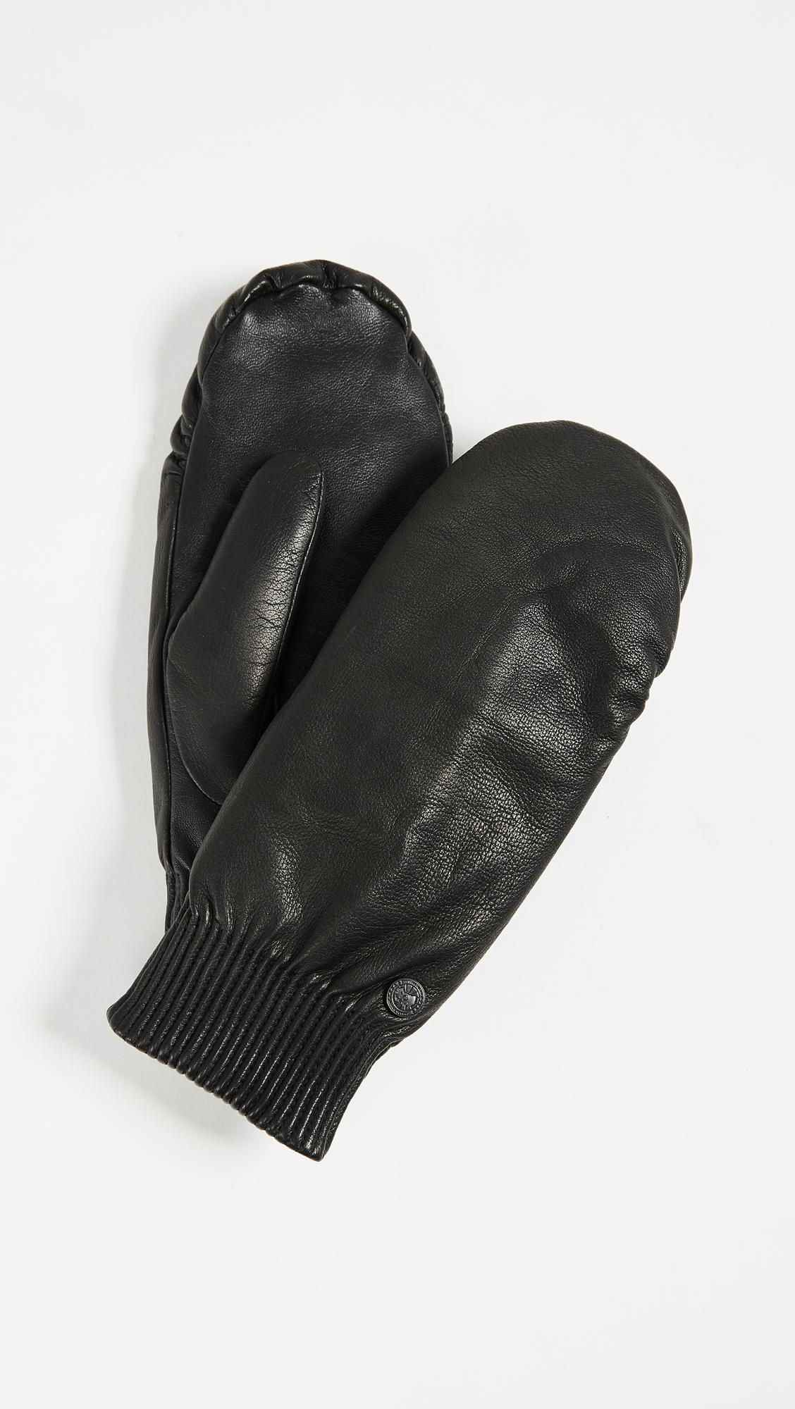 6cf21624c083 Gallery. Previously sold at  Shopbop · Women s Leather Mittens ...