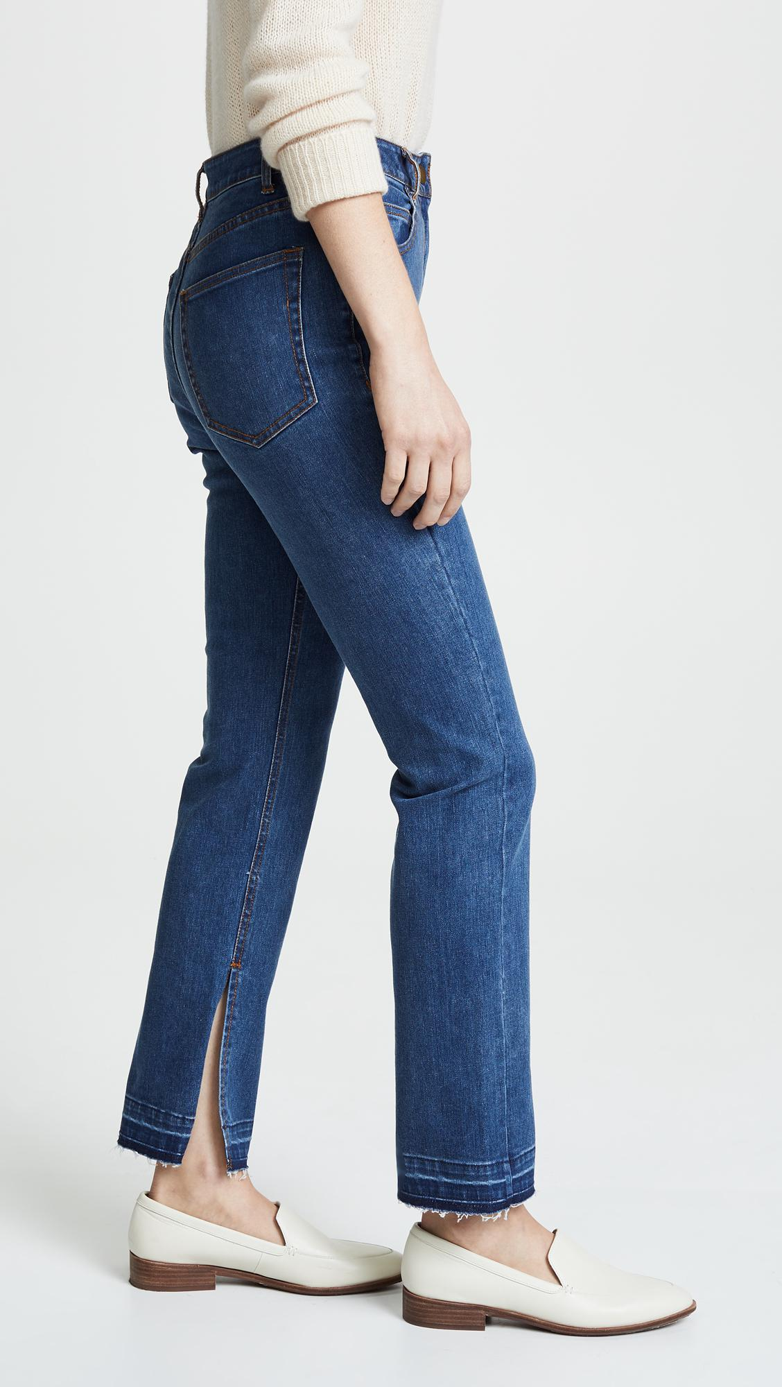 7113bb3306be1 Gallery. Previously sold at  Shopbop · Women s Canvas Jeans ...