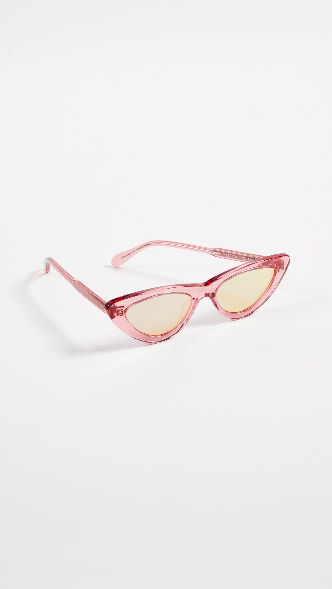 52f3db40494d Chimi 006 Sunglasses in Pink - Lyst