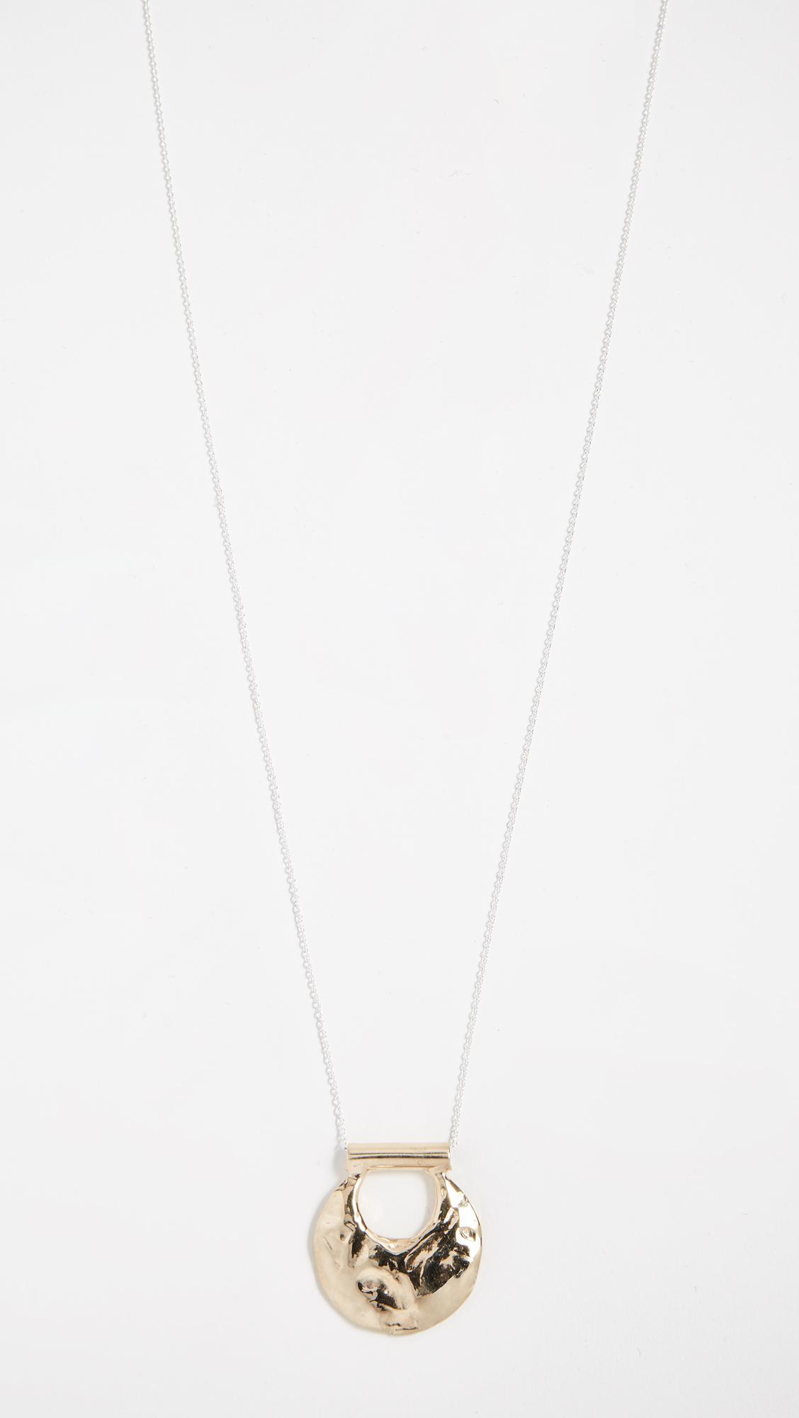 Odette New York Canyon Necklace ippKDv4V