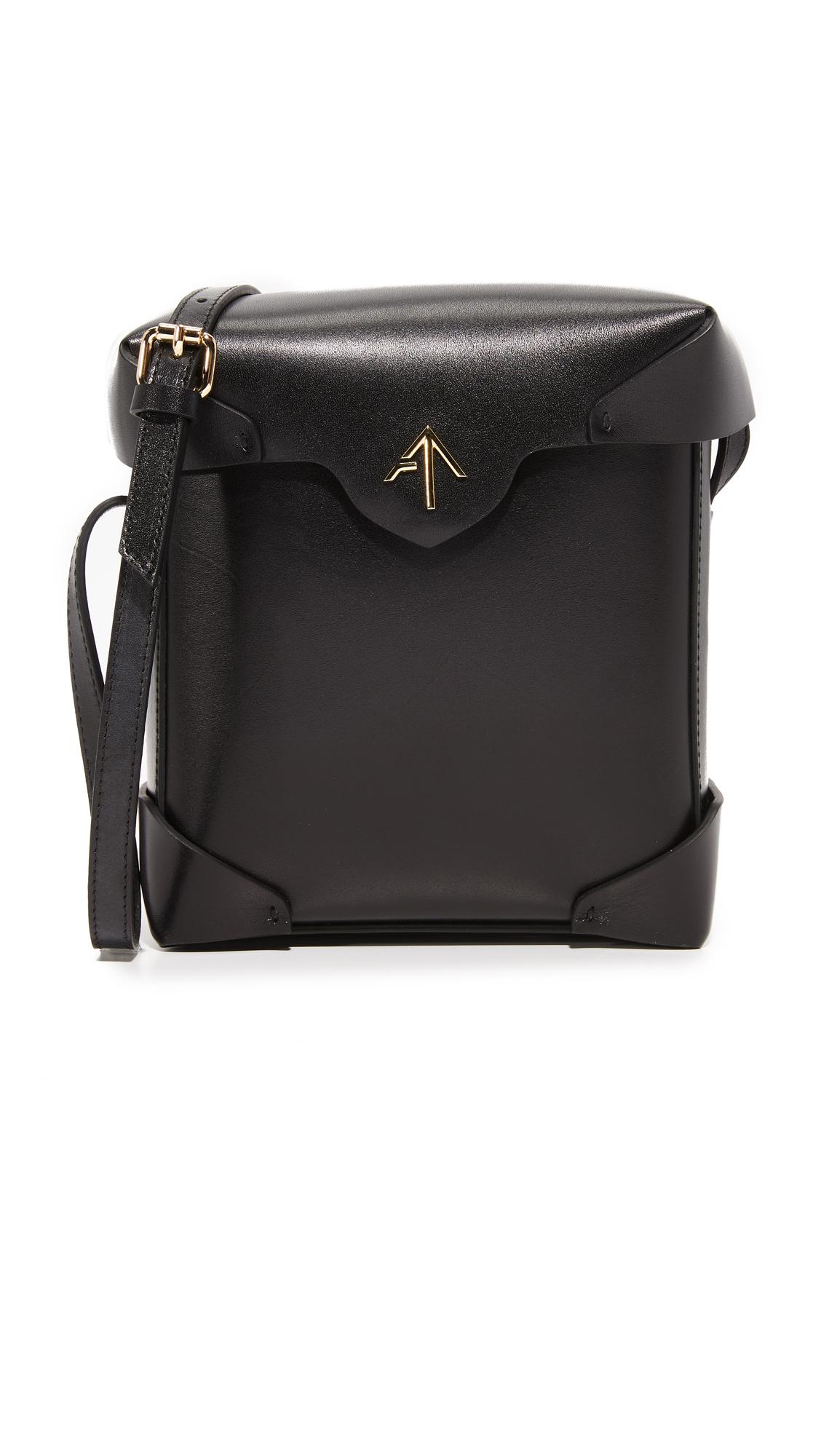 Mini Pristine Combo Tweed Box Bag Manu Atelier Cheap Price In China ldwtgO5