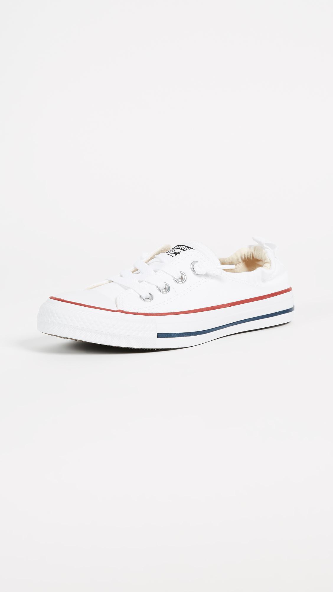 5f8765adb95cfb Converse - White Chuck Taylor All Star Shoreline Slip On Sneakers - Lyst