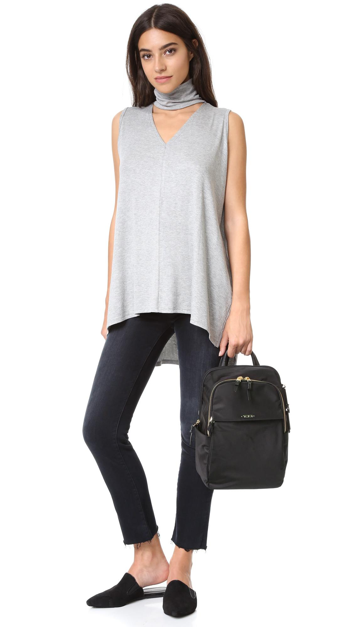 Tumi Daniella Small Backpack in Black - Lyst b34da4719f