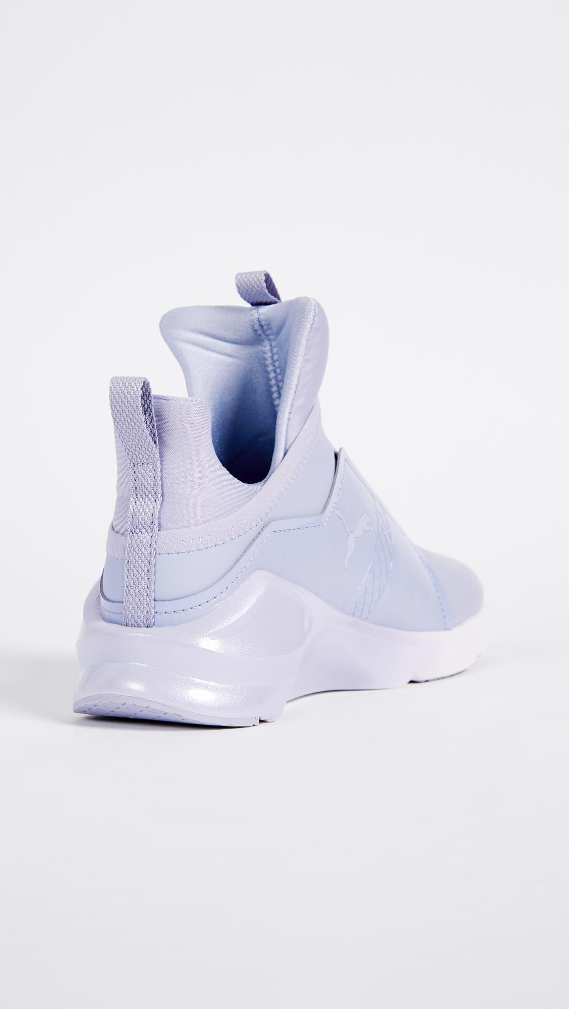 72af8f9e28a Lyst - PUMA Fierce Chalet Trainers in Blue