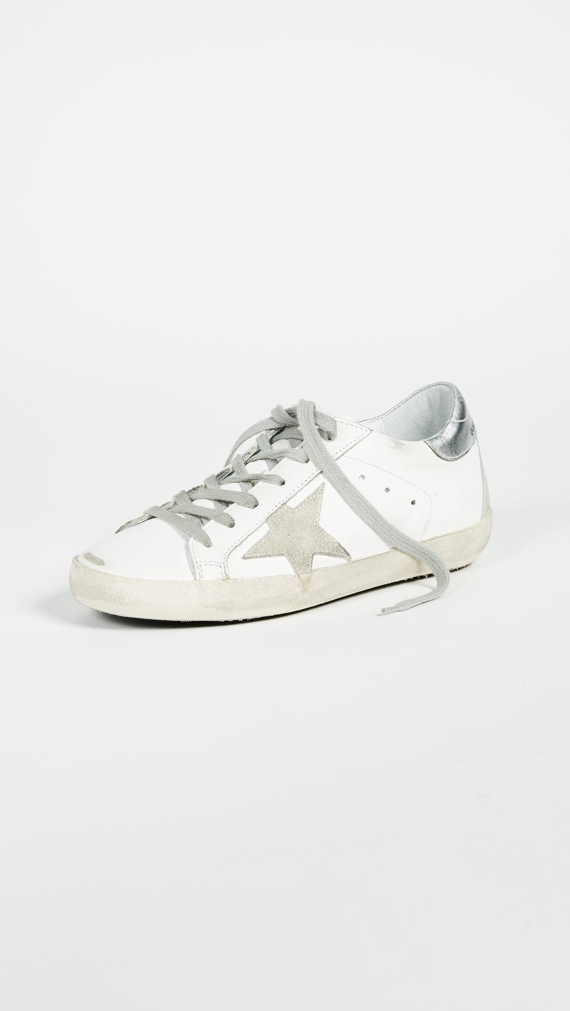 10eb27b9f67b Lyst - Golden Goose Deluxe Brand Superstar Sneakers in White
