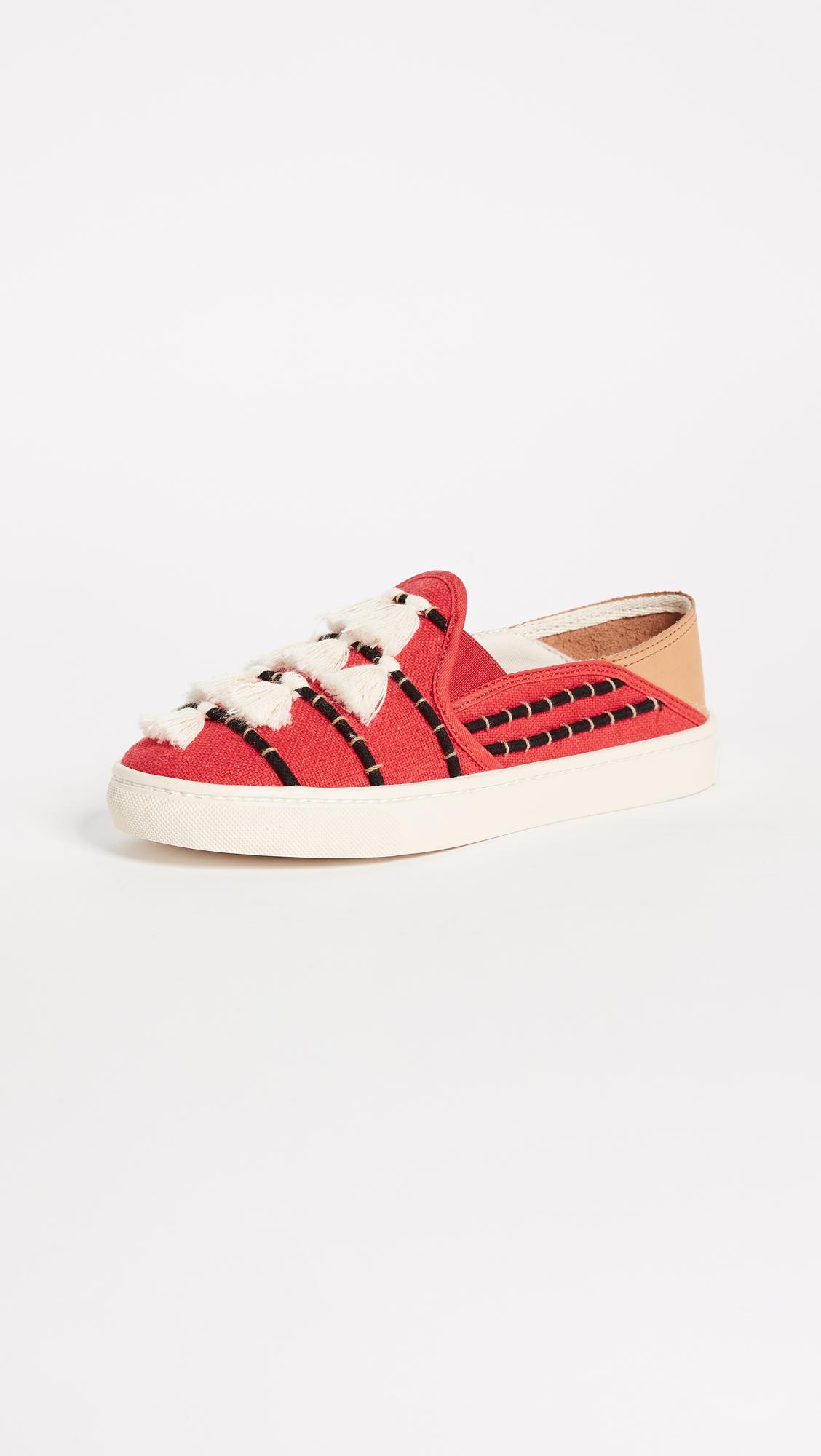 Tassel Slip-On Sneaker Soludos OCWBkw6l