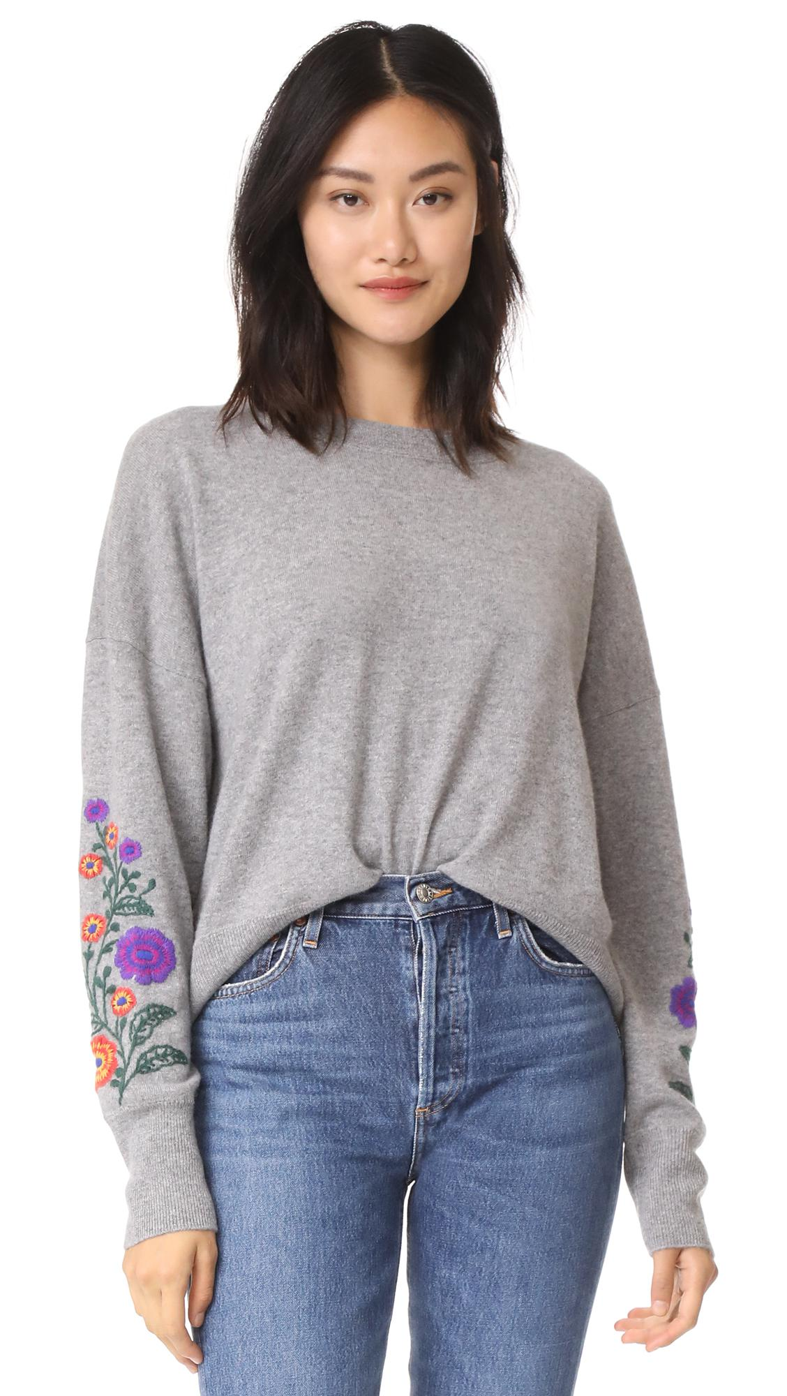 Pretty sweater made of pure % cashmere by Cashmere Boutique. This cashmere sweater with long sleeves and V neck is available in many colors and sizes. It .