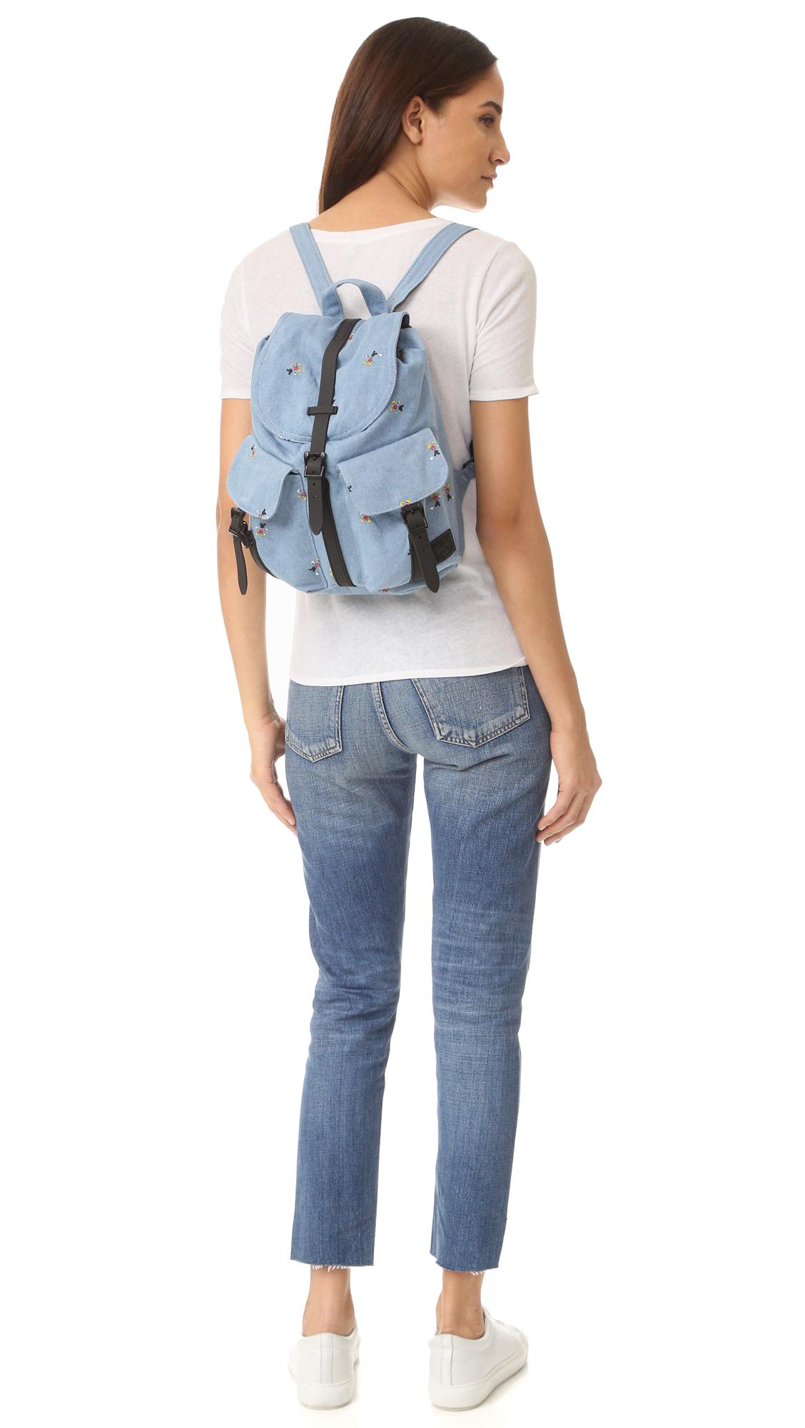 321f3b29d8c Lyst - Herschel Supply Co. Disney Dawson Backpack in Blue
