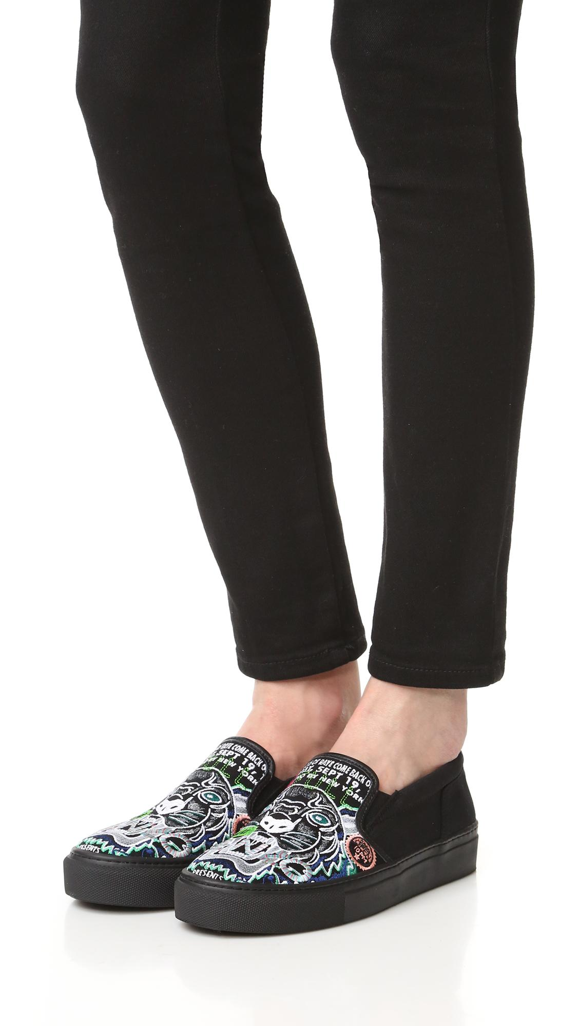 Kenzo Shoe Size Fit