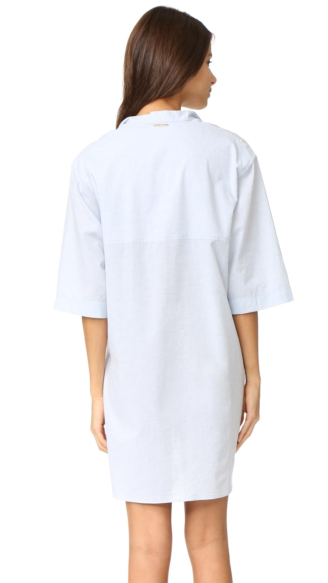 Lyst - Stella mccartney Cover Up in Blue