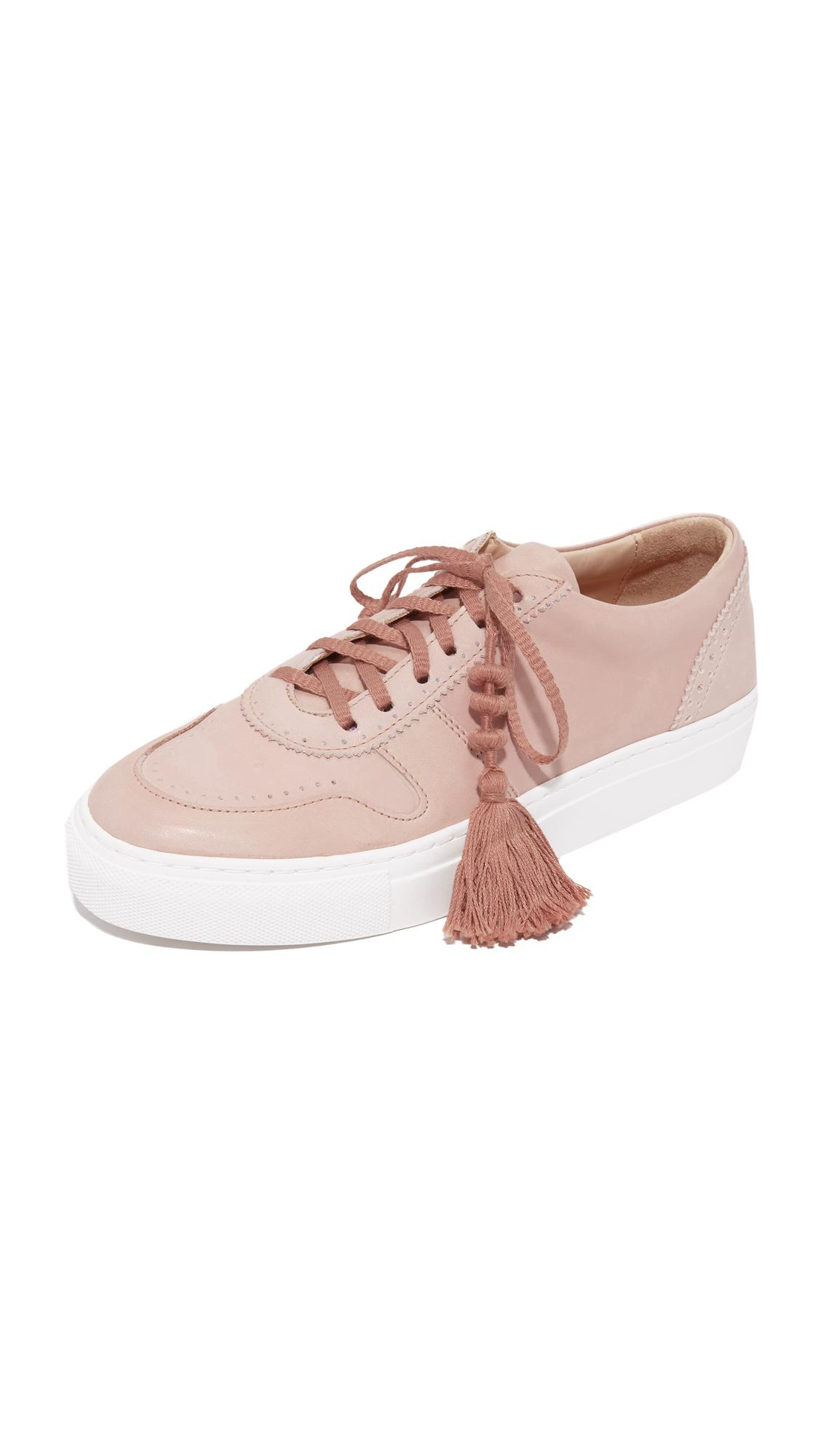 outlet great deals Ulla Johnson Kai Brogue Low-Top Sneakers reliable for sale outlet order online SRaaijq