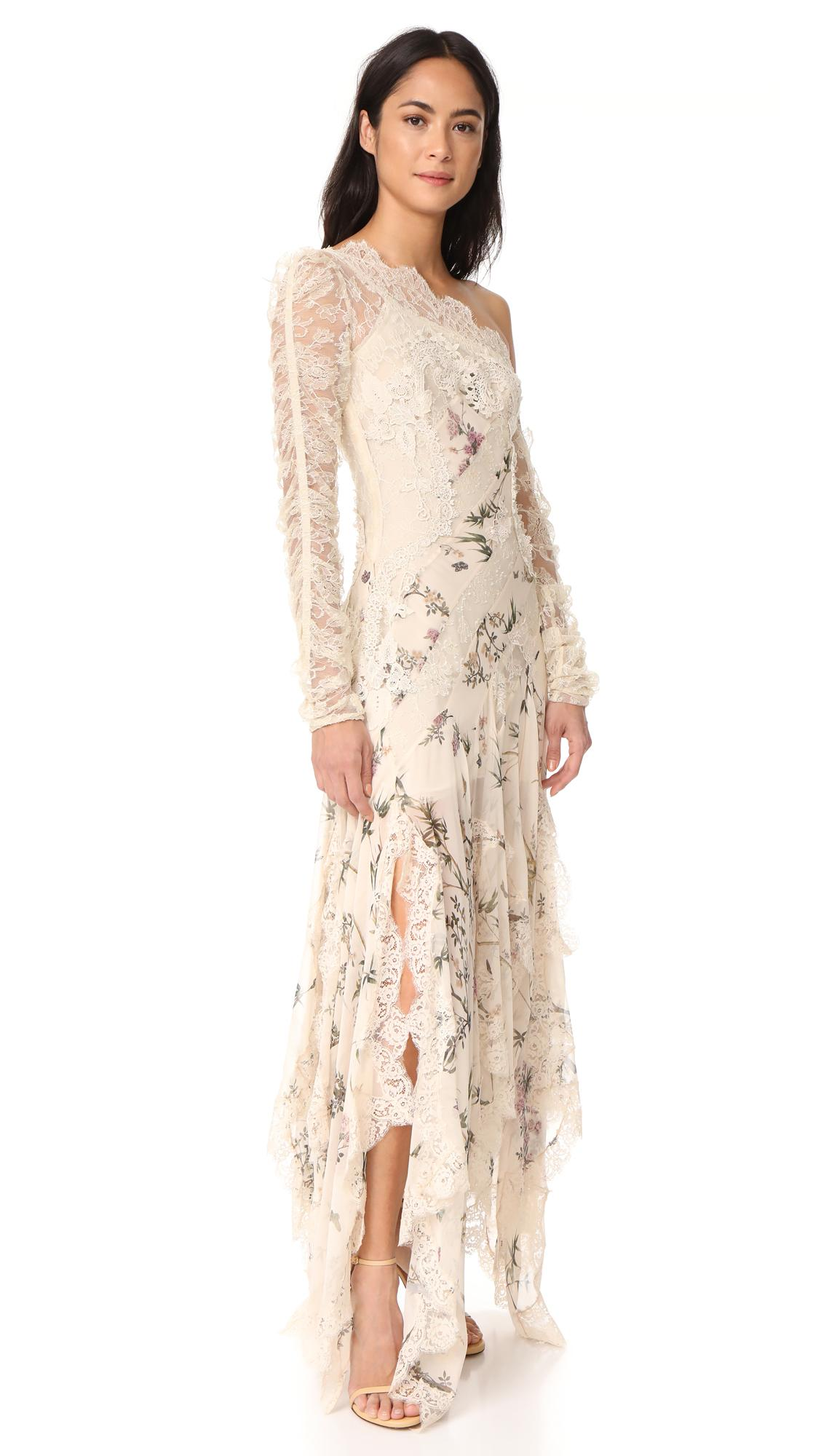 272bdbefd5 Lyst - Zimmermann Maples Temperance Long Dress in Natural