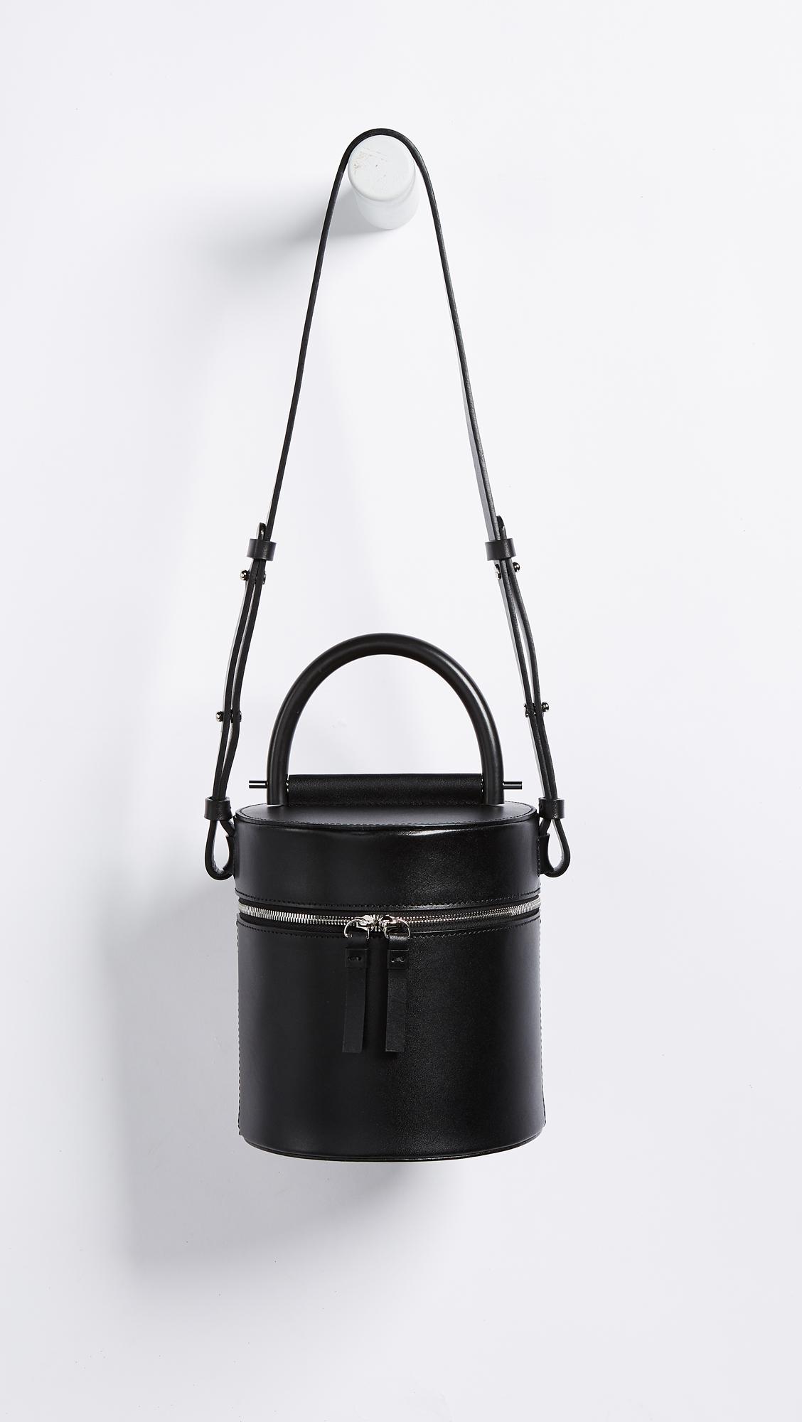Black Drum Bucket Bag Building Block 6otUmRP