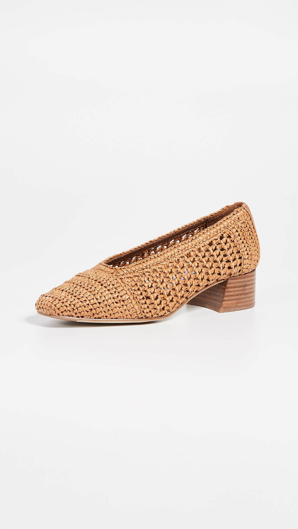 3b1d925de2f Miista. Women s Noa Woven Court Shoes