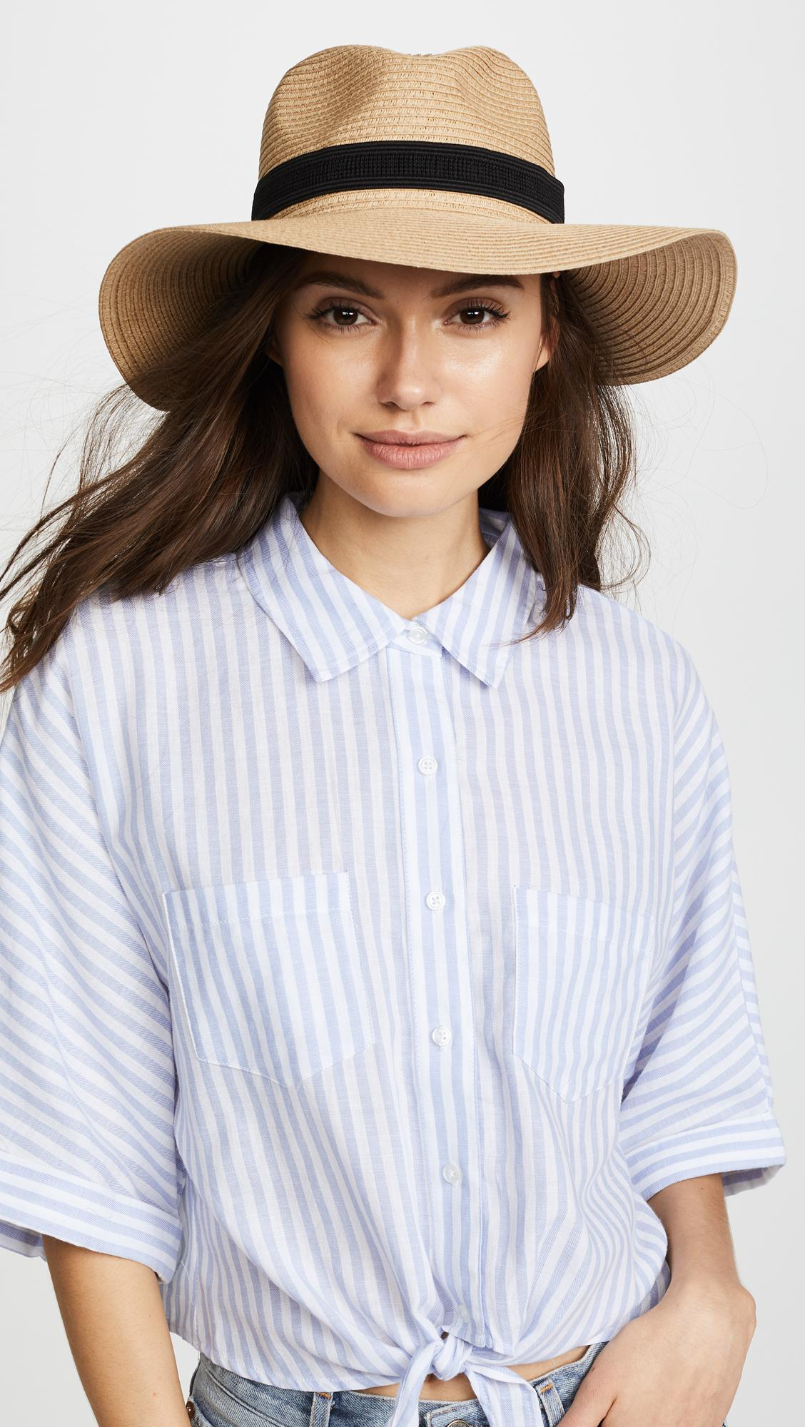 887f8068064 Madewell. Women s Packable Mesa Straw Hat