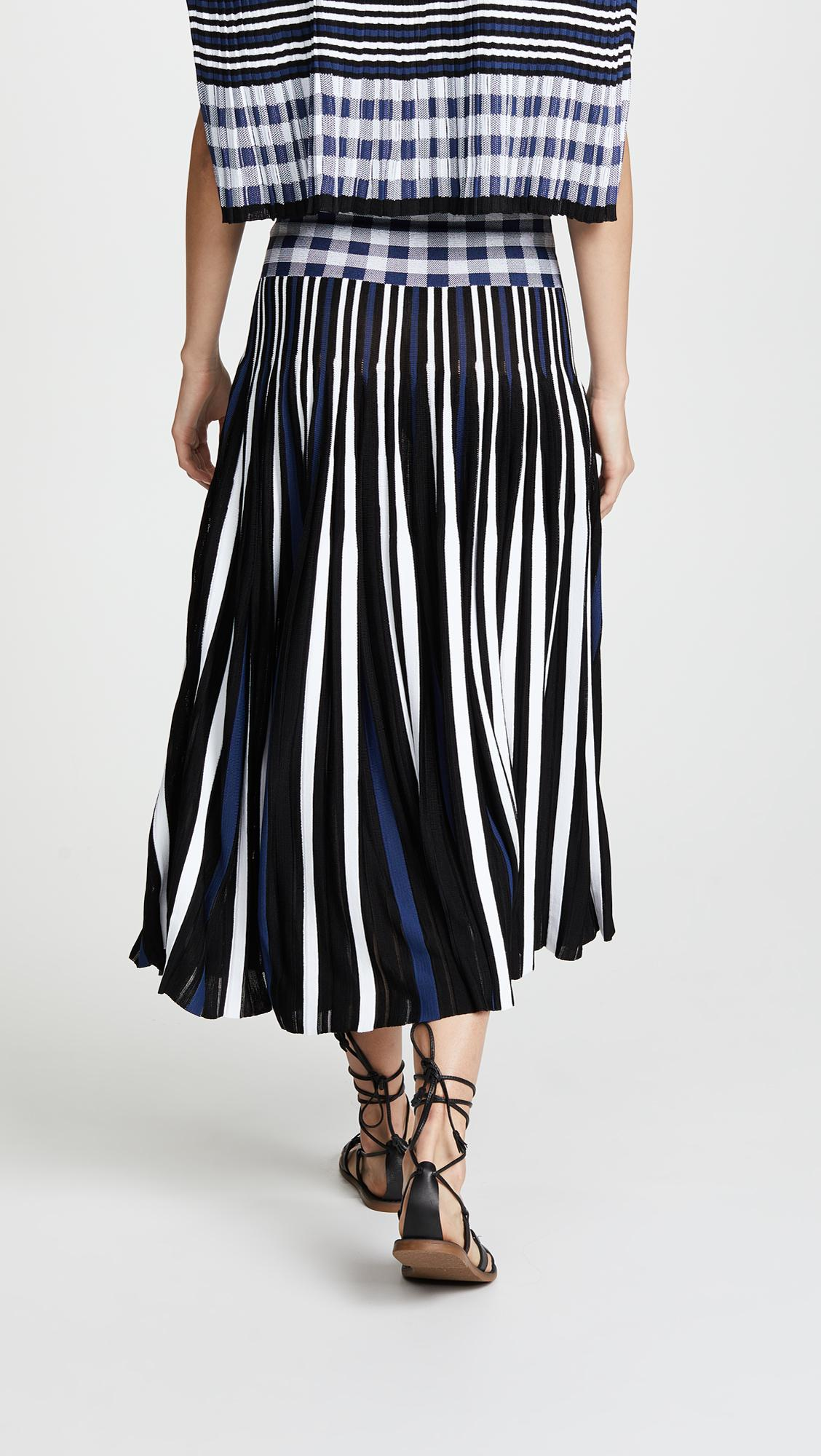 eb67addfdc Gallery. Previously sold at: Shopbop · Women's Midi Skirts Women's Pleated  ...